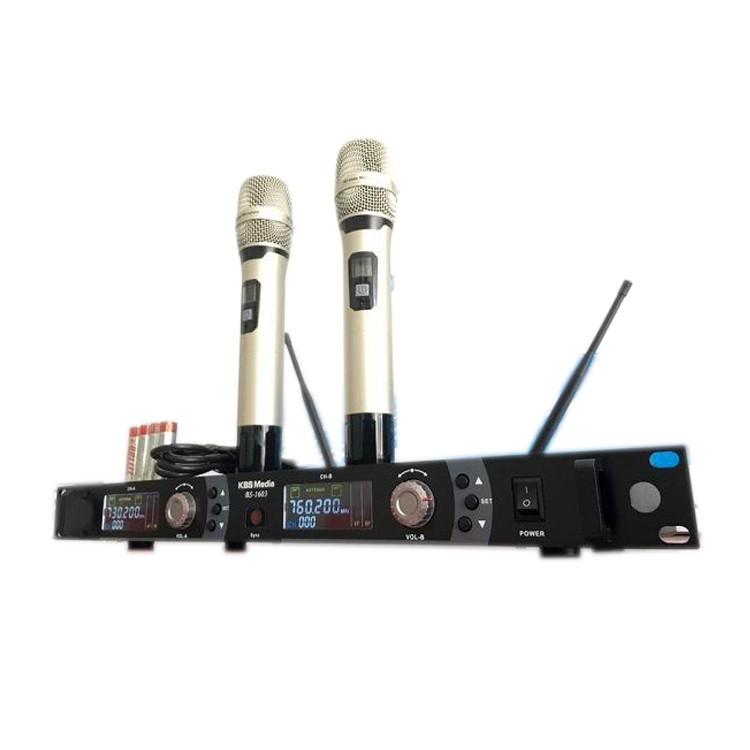 Micro không dây KBS BS1603