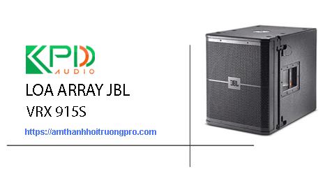 Loa Array JBL VRX915S