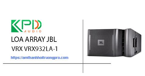 Loa Array JBL VRX932LA-1