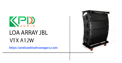 Loa Array JBL VTX A12W