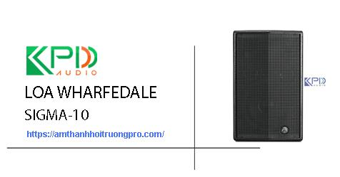 Loa Wharfedale Sigma 10