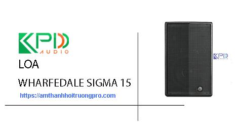 Loa Wharfedale Sigma 15