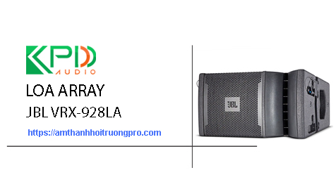Loa Array JBL VRX 928LA