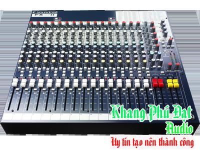 bàn mixer
