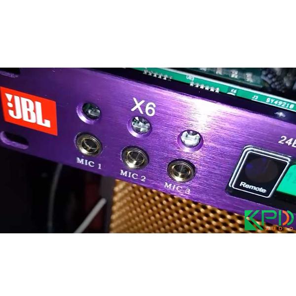 Vang số JBL X6