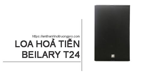 Loa hỏa tiễn Beilary T24